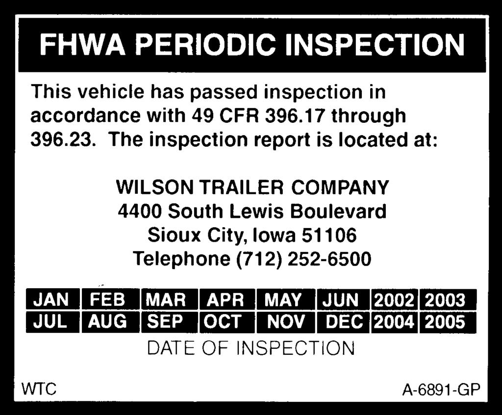 Wilson Trailer Company Gooseneck Livestock Owners Manual Pdf Wiring Diagrams Unsafe Practices Be Sure To Read And Follow All Decals Emblems Carefully Trailers