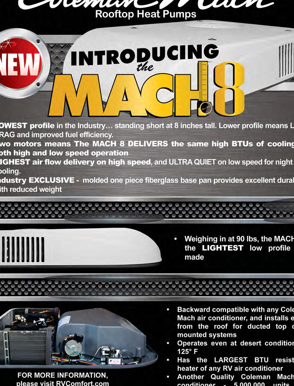 COLEMAN -MACH AIR CONDITIONERS - PDF