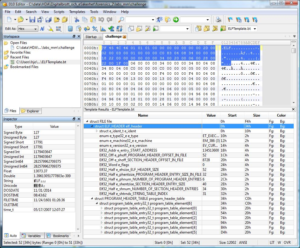 Forensics II  Usage of RCE? Managed code and obfuscation