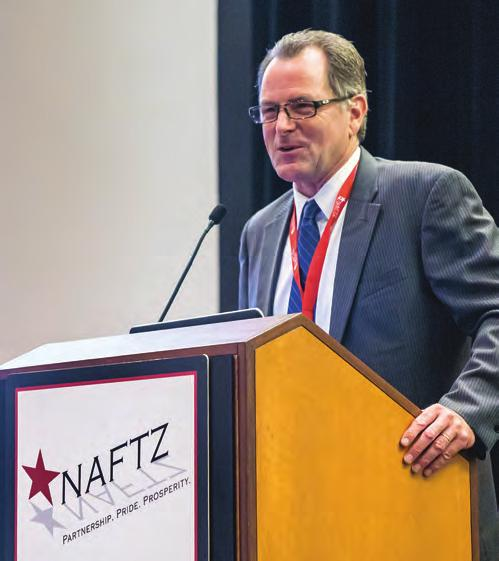 NATIONAL ASSOCIATION OF FOREIGN-TRADE ZONES 2016 ANNUAL
