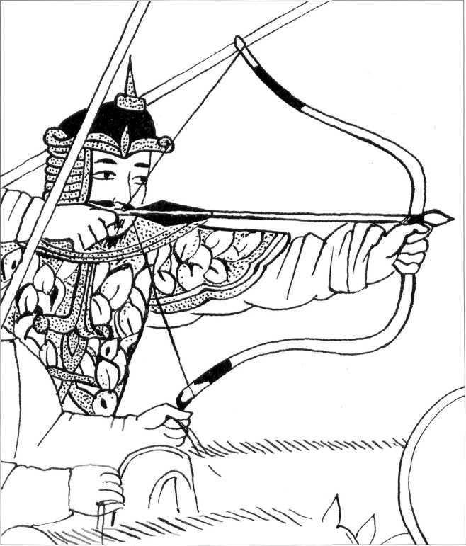 Mounted Archers Of The Steppe 600bc Ad Pdf
