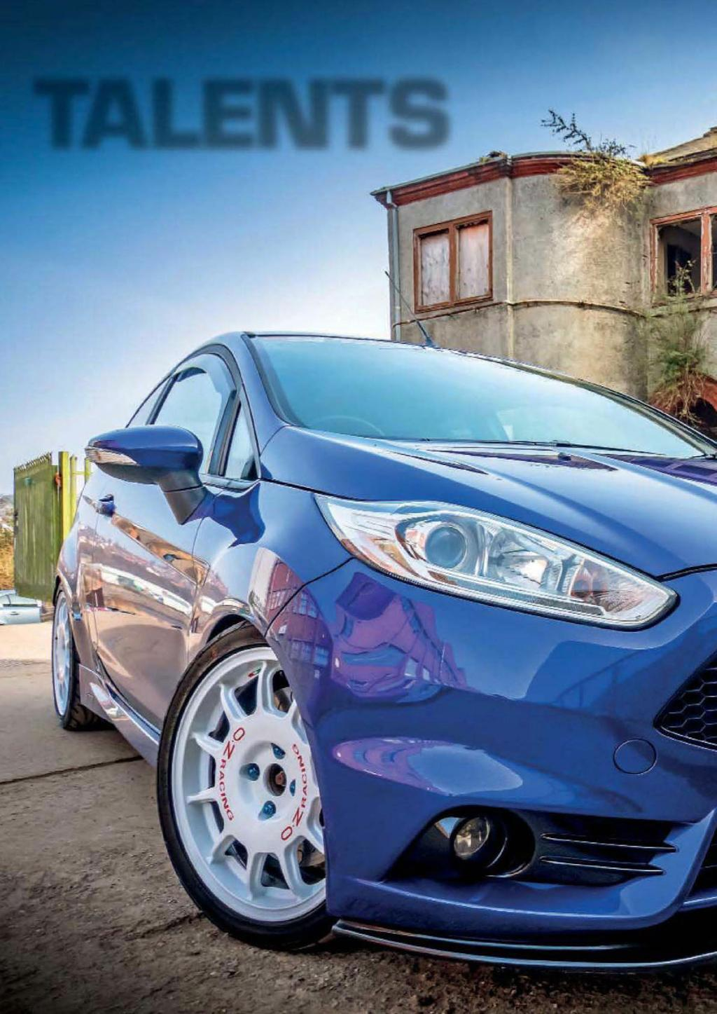FORD FOCUS ST1/2/3 ST170 ST220 V6 RALLY HEAVY DUTY MUD GUARDS ...
