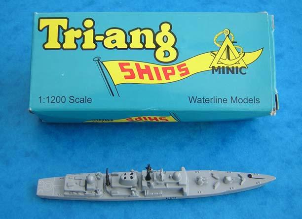 A GUIDE TO 1/1200 AND 1/1250 WATERLINE MODEL SHIPS - PDF