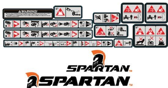Spartan Mower Parts Manual SRT - PDF