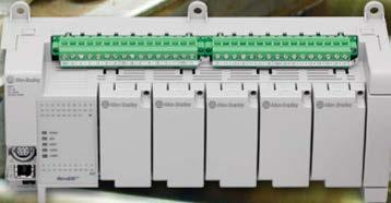 Micro800 PLC Family  Featuring Allen-Bradley Connected Components