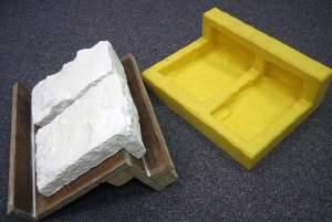 Poly 74/75-series Liquid Mold Rubbers  for Concrete Casting