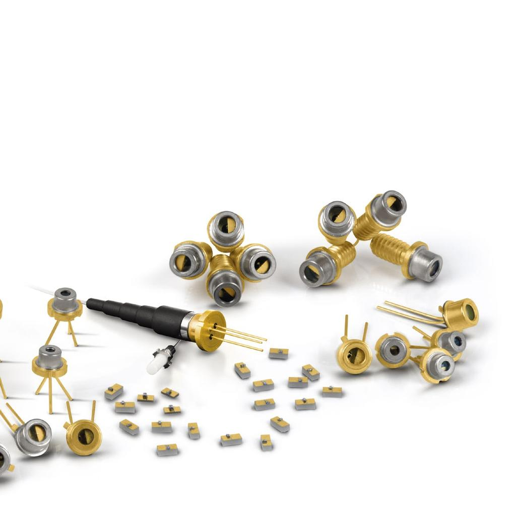 Pulsed Laser Diodes Avalanche Photodiodes DETECTORS LASERS