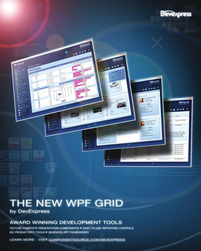 update  WPF Grid  New High Performance  by DevExpress (888