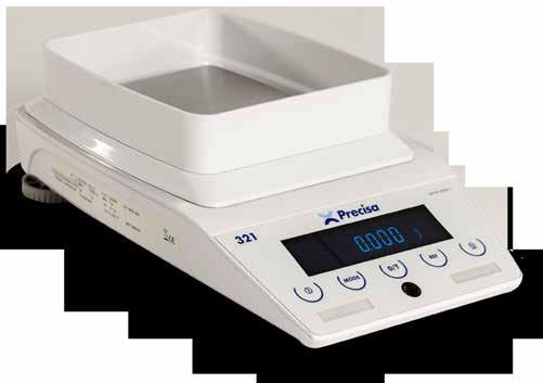 Electronic Digital LCD Scale 500g x 0.01g Precision Weighing Counting White S3O2