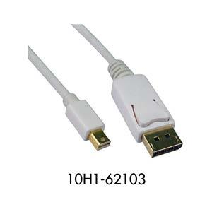 Computer Products DisplayPort to VGA, Male to Male 10H1-65103 3 foot 10H1-