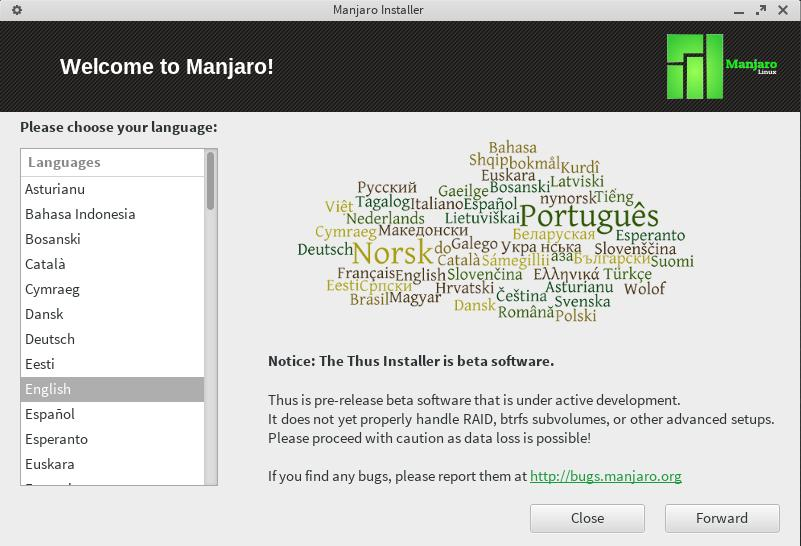 Manjaro User Guide - Page 1 of 58  User Guide Graphical and