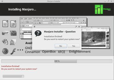 Manjaro User Guide - Page 1 of 58  User Guide Graphical and Command