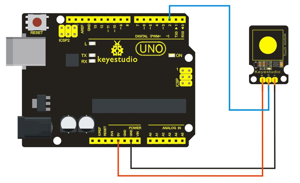 keystudio Keyestudio New sensor kit - PDF