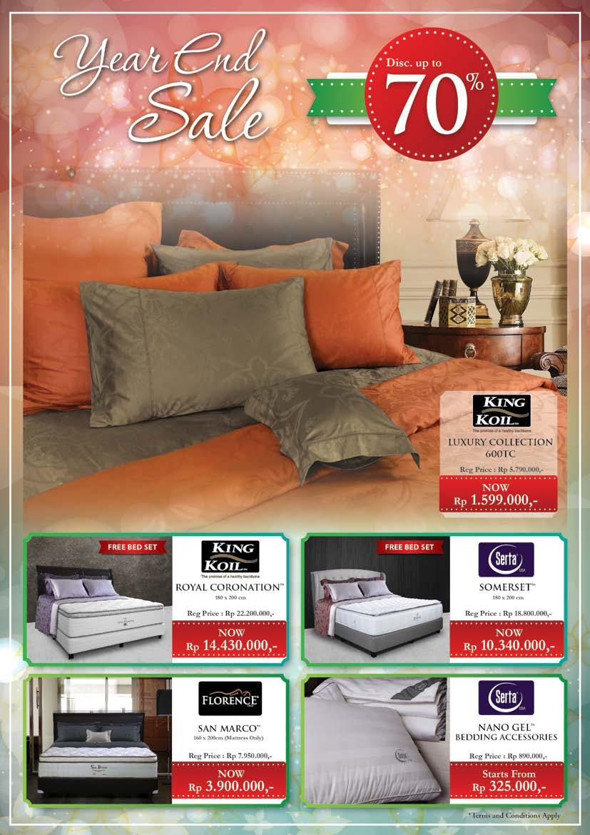 New Furniture Collection Pdf A2 Sprei Matras Protektor Queen King Extra 14