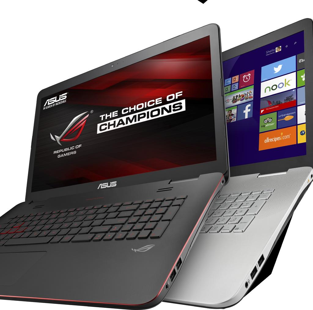 Press Release Asus Announces New Slim Multimedia And Gaming Laptop Mouse Wireless No Merk Lenovo Macbook Toshiba Acer 1 Series Read More