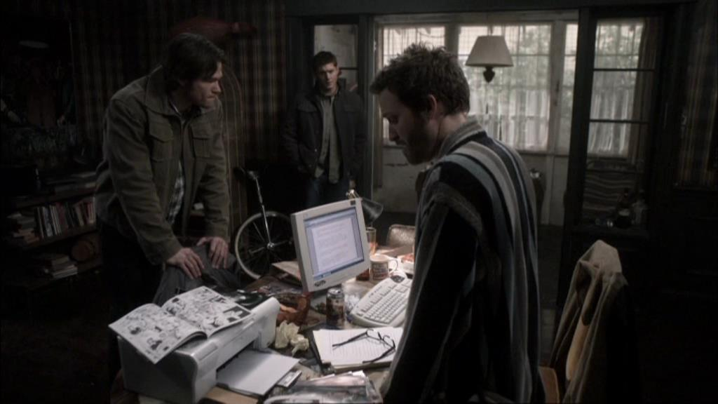 Changing Discursive Formations from Supernatural: Fanfic and