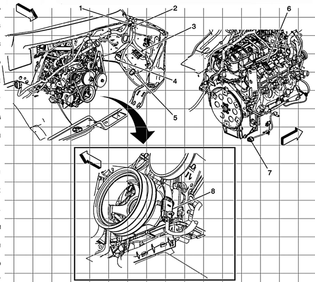 Page Electrical Manual 2012 G H Full Size Van Table Of Contents Mercedes Benz Engine Wiring Harness Routing Diagrams Front Lc8 L20 Or L96 C 94