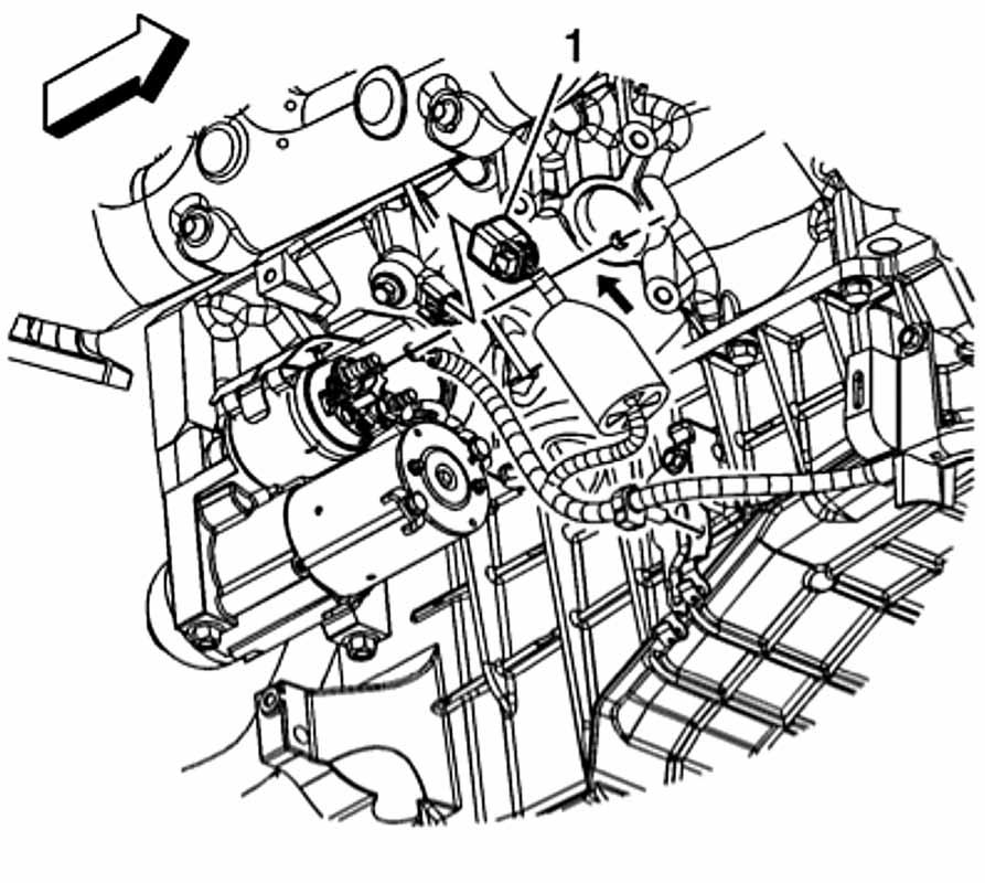 page electrical manual 2012 g h full size van table of contents 1992 Chevy K3500 Wiring Diagrams lower right of engine lu3