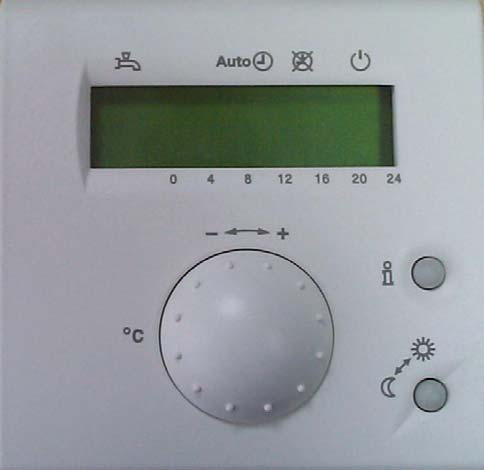 Qaa73 Open Therm Room Controller Operating Manual Pdf