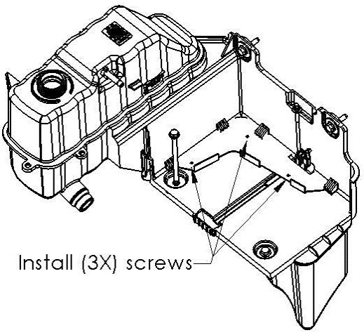 Vr70 Underhood Air Compressor Installation Manual System V Ford