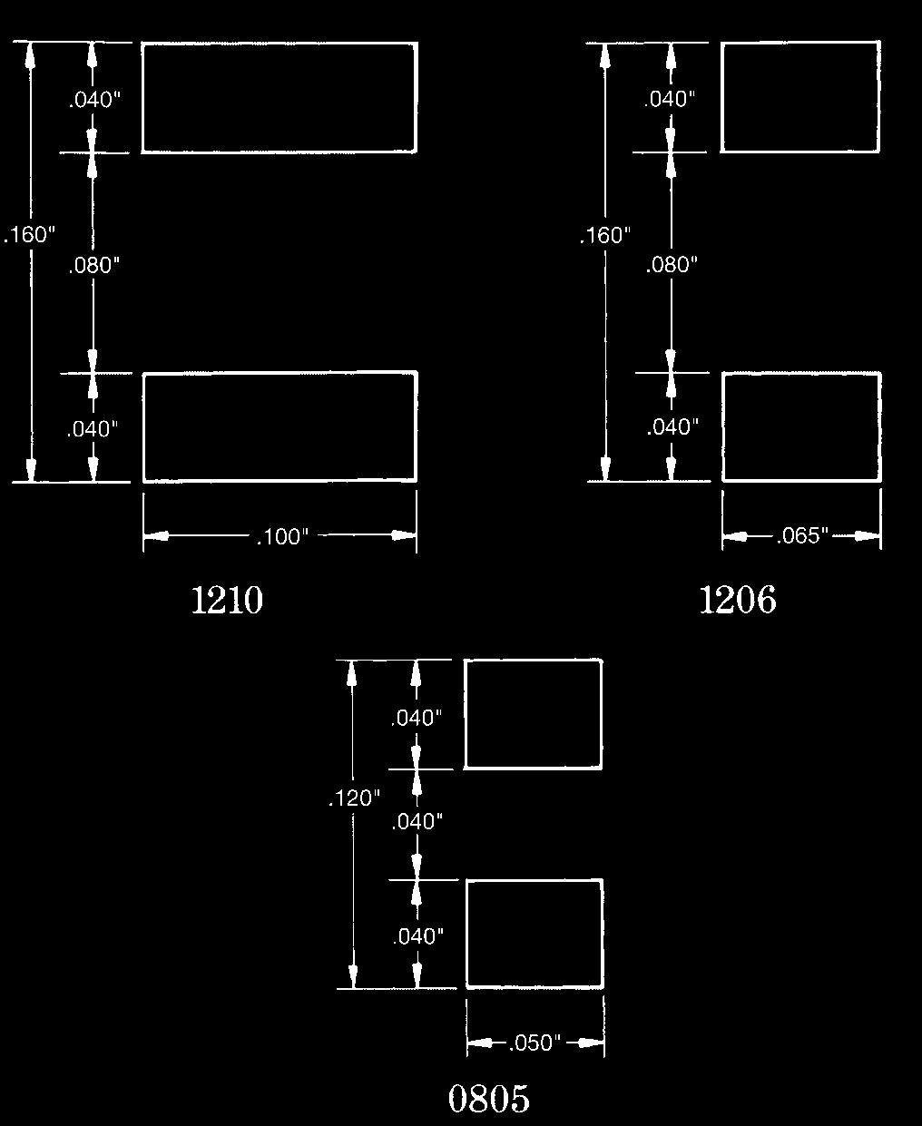Technical Information Pdf Lm380 Audio Voiceover Circuit Schematic Circuits Electronic Auido Figure 11 Recommended Pad Dimensions Photograph 1