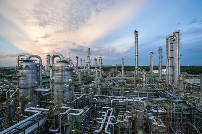 SCG Chemicals, one of the three core business units of SCG, has