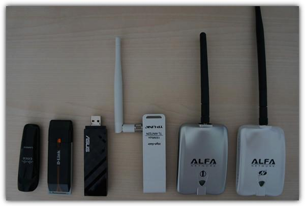 BEST WIRELESS ADAPTERS FOR BACKTRACK 5, KALI LINUX INJECTION