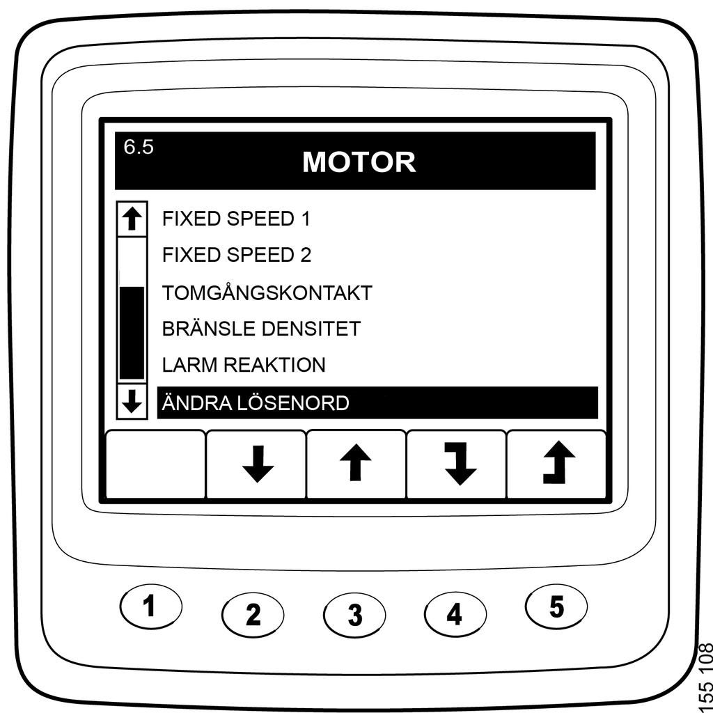 Scania Ems Instrumentation Pdf Alternator Wiring Diagram Change Password 659 A New Can Be Set The Valid
