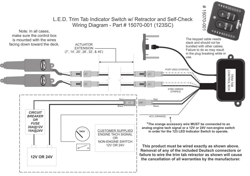 Lenco Trim Tabs Wiring Diagram from docplayer.net