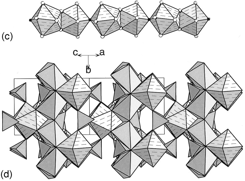 Synthesis And Crystal Structures Of Yttrium Sulfates Yohso 4 Y