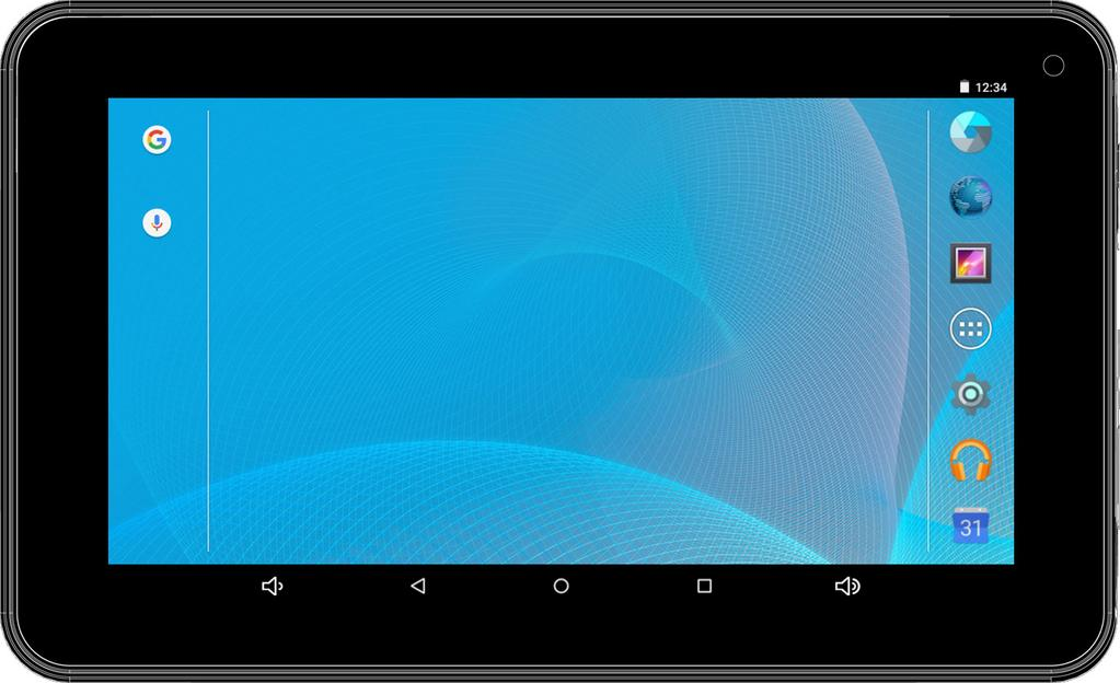 MSW-A733QC8TN  7 inch tablet USER GUIDE - PDF