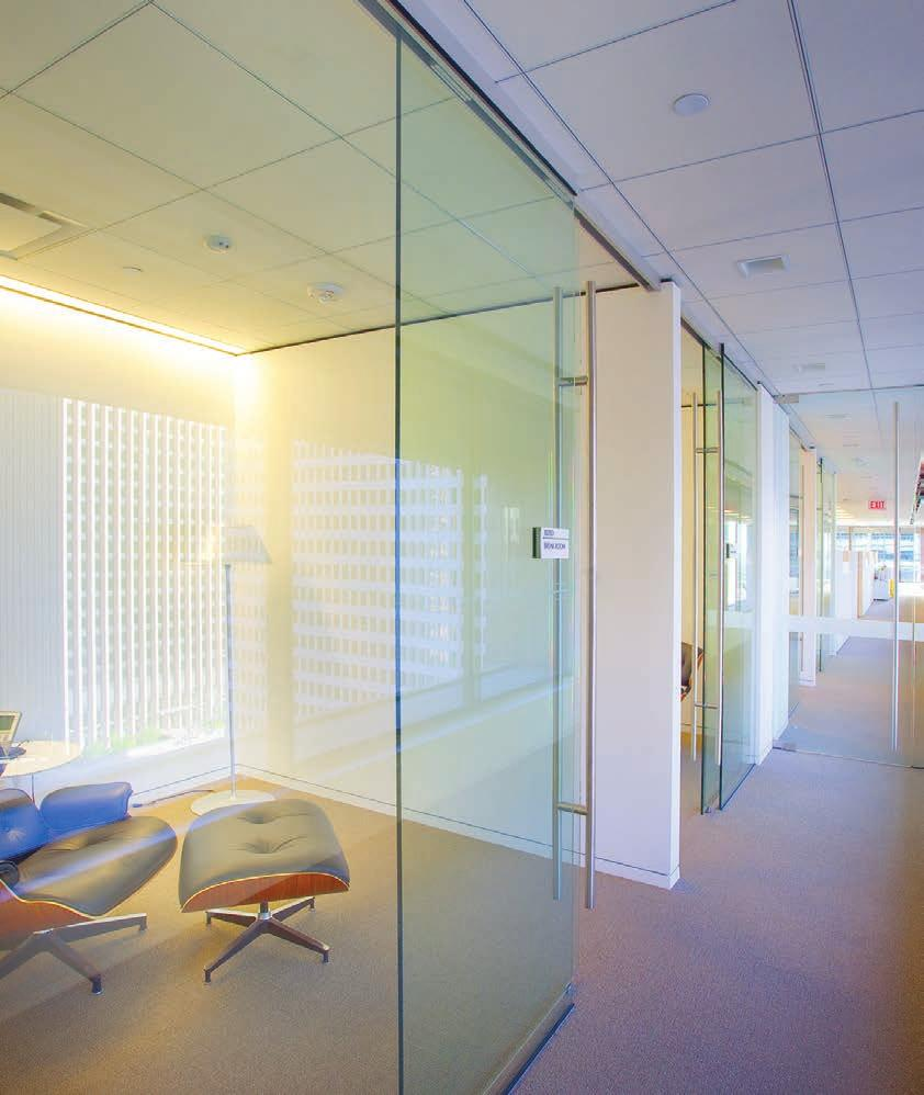 Interior glass systems  We make access in life smart and secure  - PDF