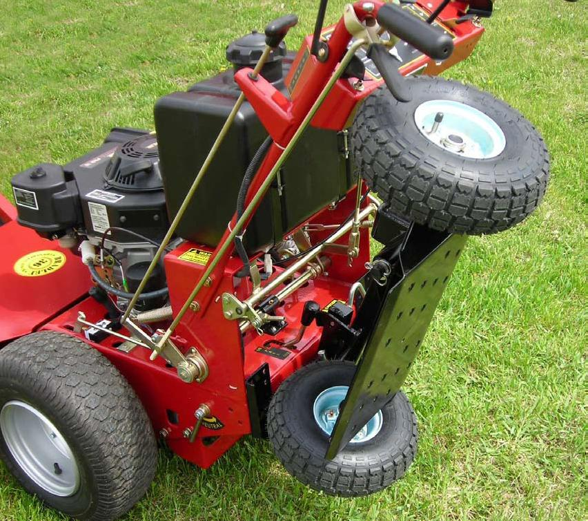 FLORIDA Product and Reference Guide for Mower Sulky and