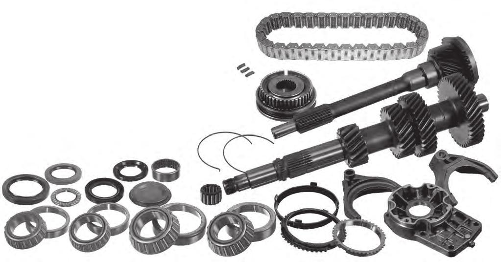 DT2015  Differential, Transmission, Transaxle & Transfer