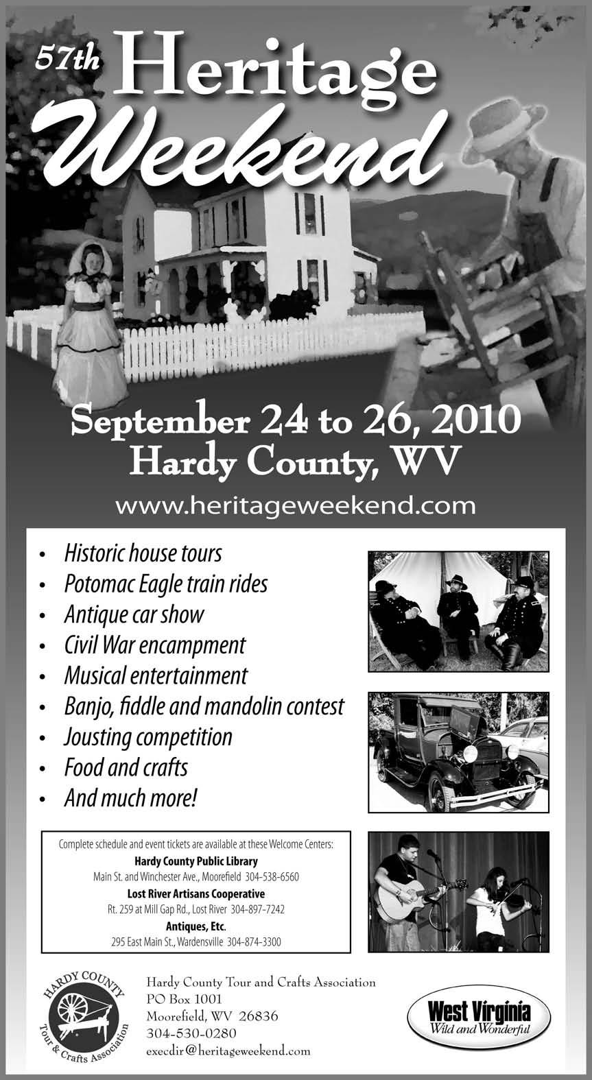 and Hardy County News - PDF