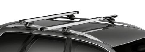 THULE Flush Railing Kit 4068 Mercedes Benz GLC SUV Adapter Roof Rack Bars