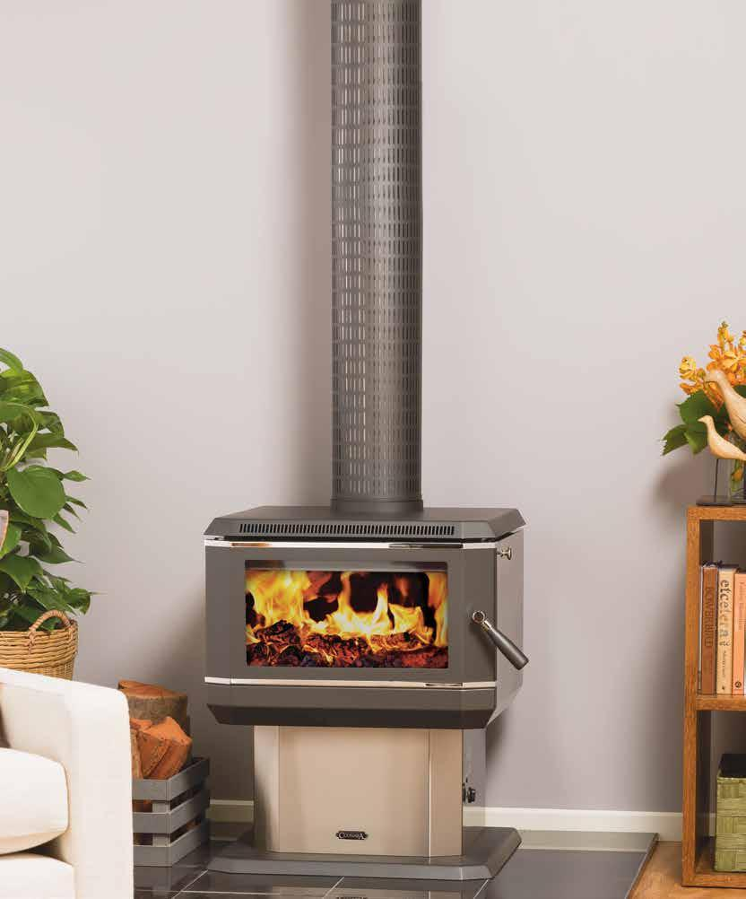 TRUST ONLY GENUINE COONARA WOODHEATERS - PDF