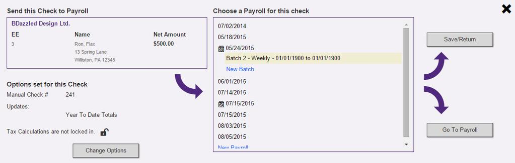 Backdating payroll registration in florida