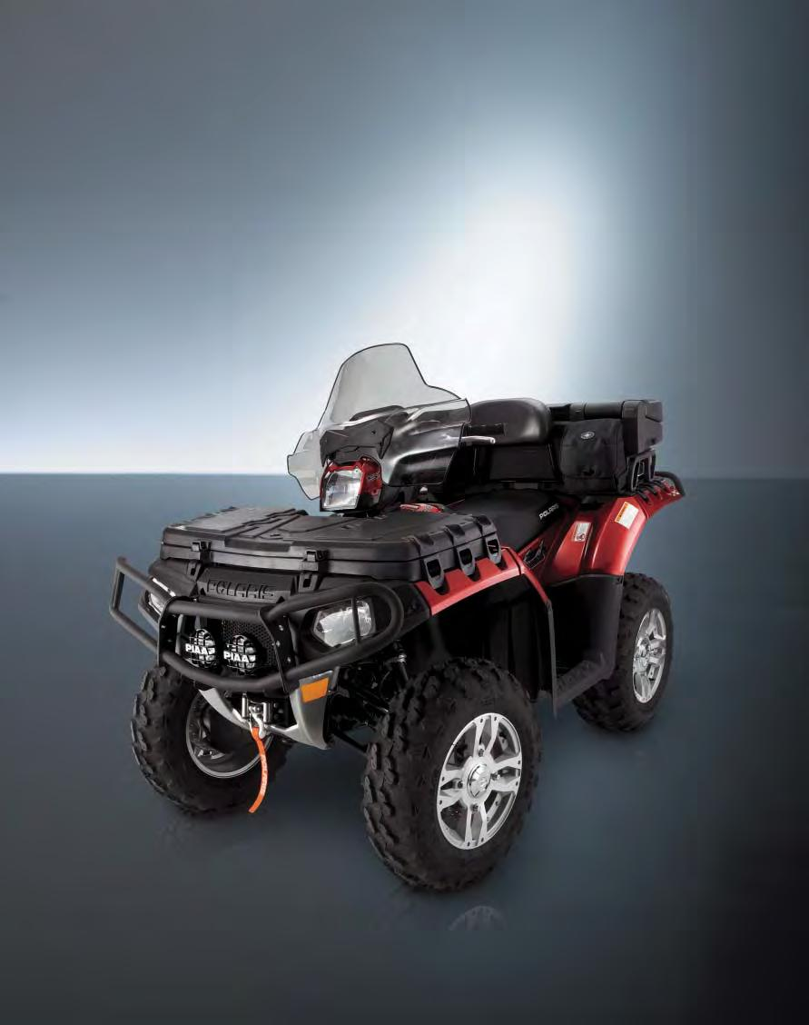 2009 Pure Polaris Catalog Pdf 2007 Sportsman 500 Adc Wiring Diagram Ride Technology Continues To Expand Into The Atv Product Line Establishing A Clear Point Of Differentiation In Marketplace