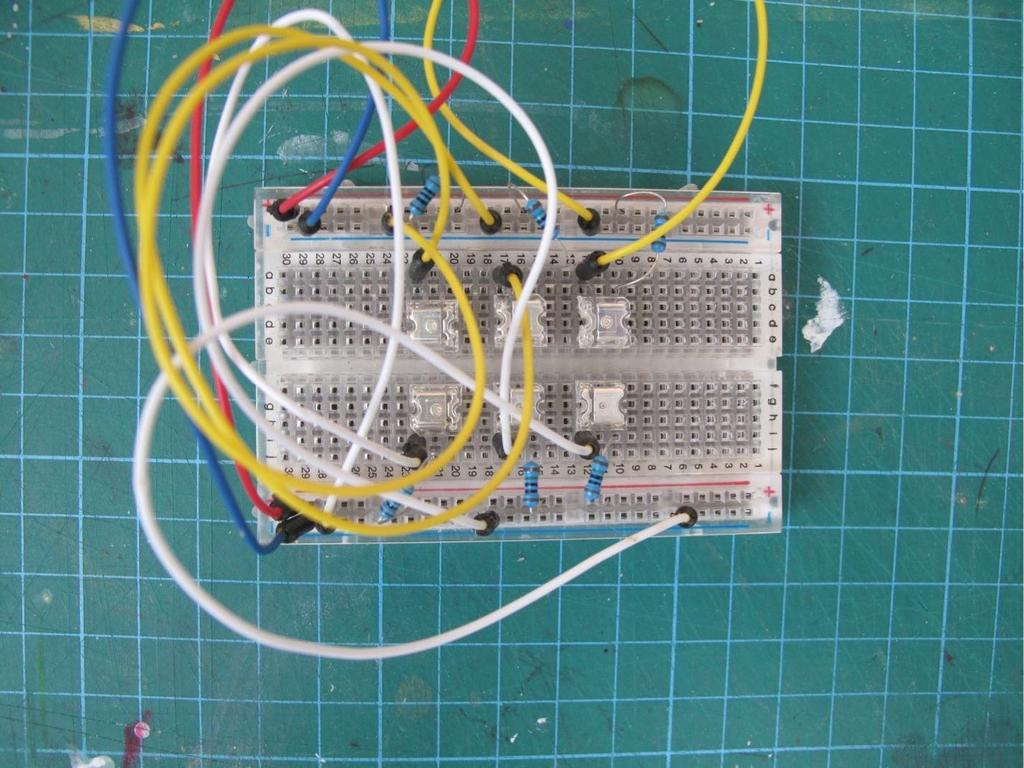 How To Become An Iot Developer And Have Fun Pdf Building A Circuit On Breadboard 12 Create Simple Get Bead Board Wires Make Try Your Prototype Multimeter May Help Here Depending