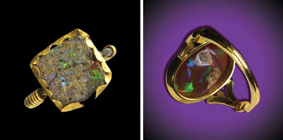 no WS XIa 52; KK1825, Kunsthistorisches Museum, Wien, AT (Figure 35 & 36) Pendant with an opal cameo (with a portrait of Louis XIII or Gaston, Duke of Orléans) (1) (o) Inv.