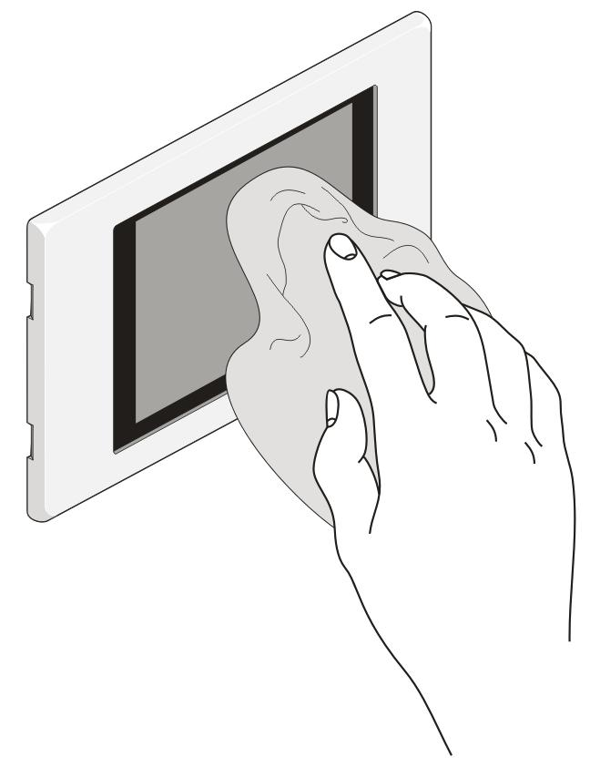 Installation And User Guide Lcd Touchpanel 924 Product