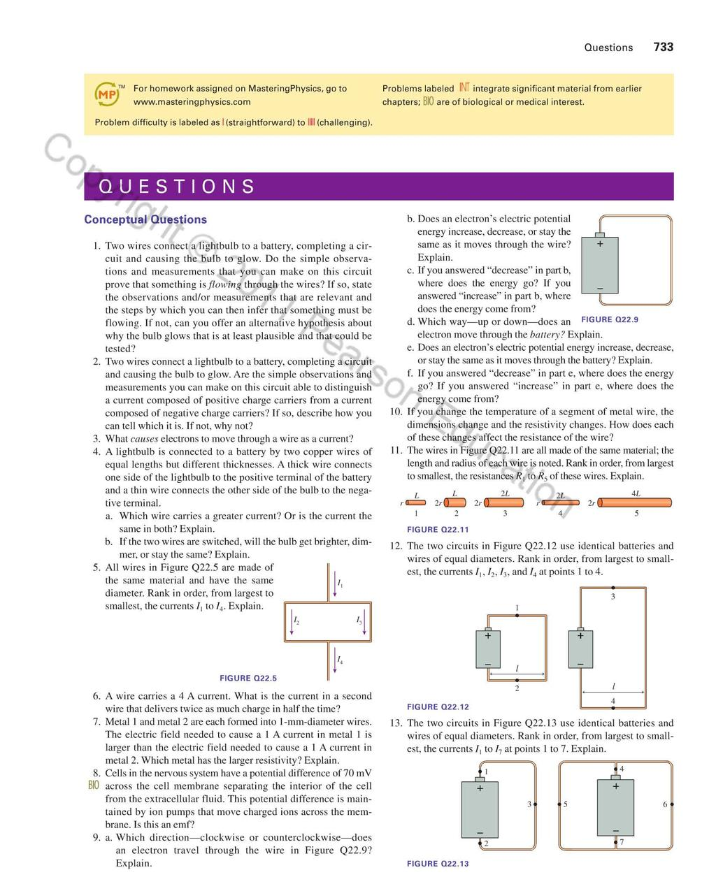 Questions Tmptm I Conceptual Pdf Wiring Diagrams And Schematics With Graded Quiz Troubleshooting Heat 733 For Homewok Assiged On Masteringphysics Go