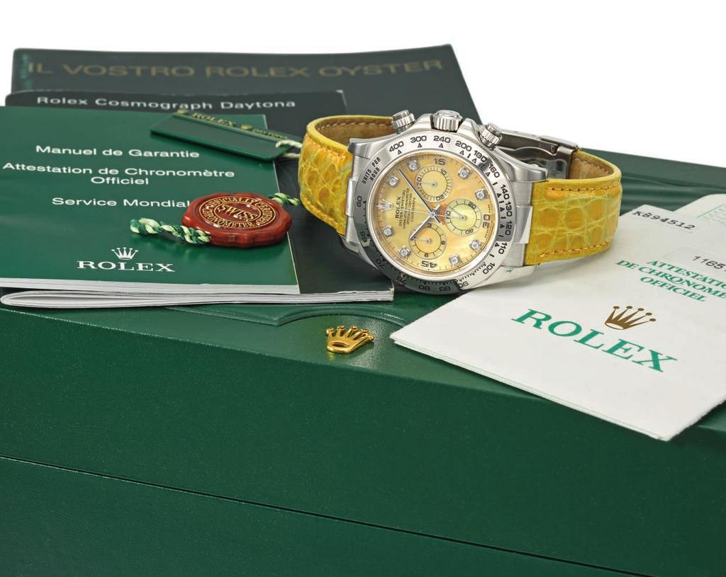 Rolex Afternoon  LOTS pm - PDF