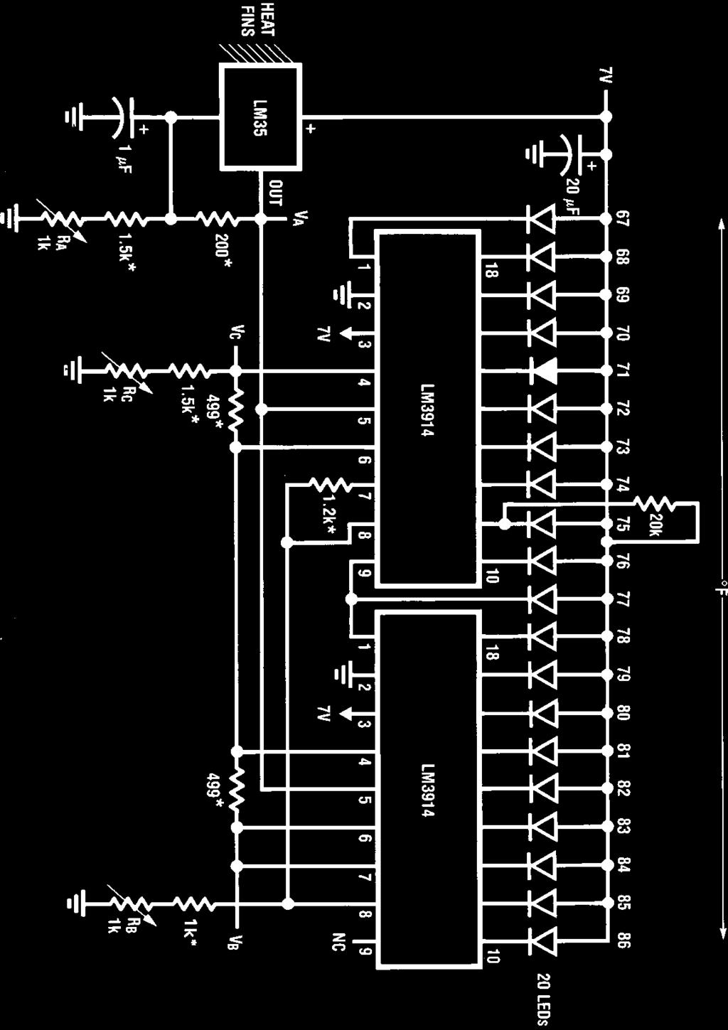 Lampiran Config Adc Single Prescaler Auto Reference Avcc Pdf 2n2907 In The Reverse Unit Project Schematic Circuit Diagram And Datasheet Typical Applications Continued E1 Or 2 Film Resistor Trim R B For