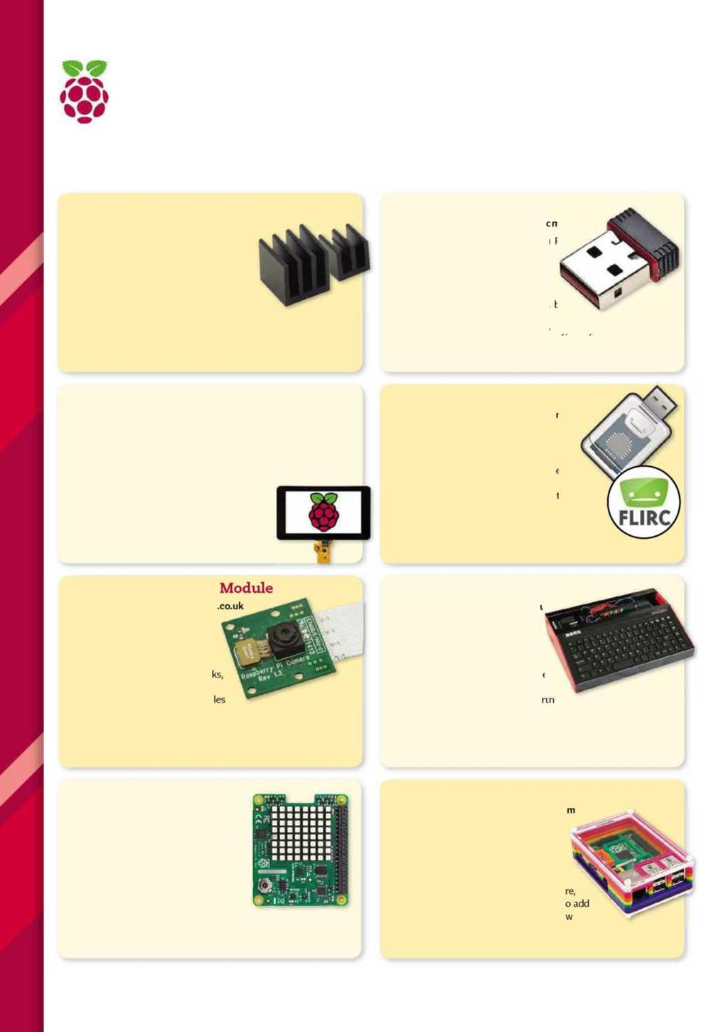 TABLETS  RASPBERRY Pi  Do everything with the 30 PC p104