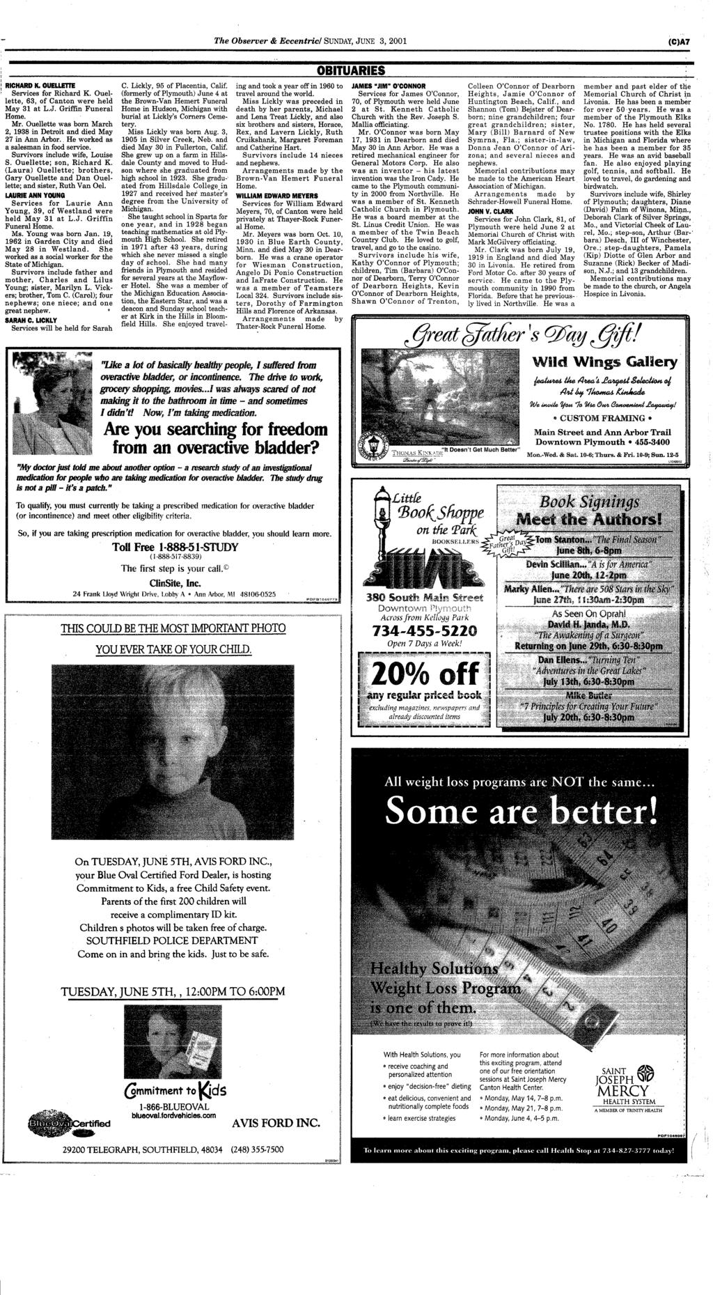 a3be059f6e33 Canton Obaerue. Your hometown newspaper serving Canton for 26 years ...
