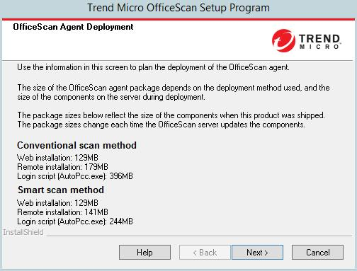 Officescan Xg Outdated Agents