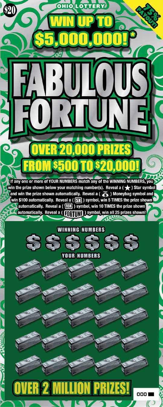 TICKET SELLER  The Official Newsletter for Ohio Lottery