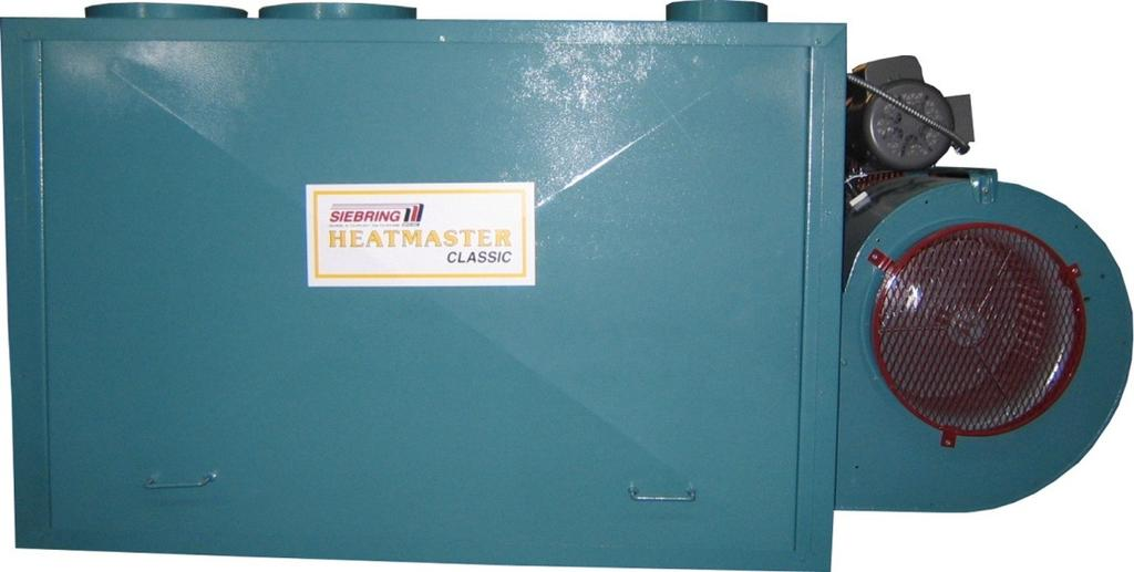HEATMASTER OIL BURNING FURNACE INSTRUCTIONS - PDF